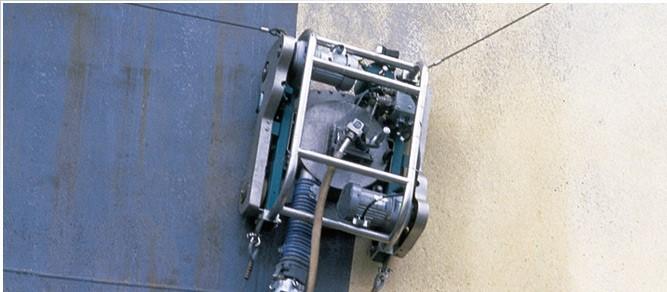water blasting equipment